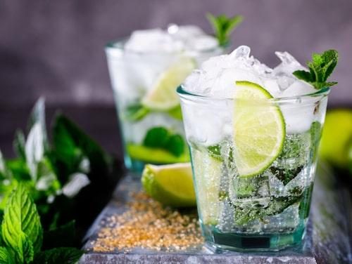 Mojito är en klassisk drink med rötter från Kuba