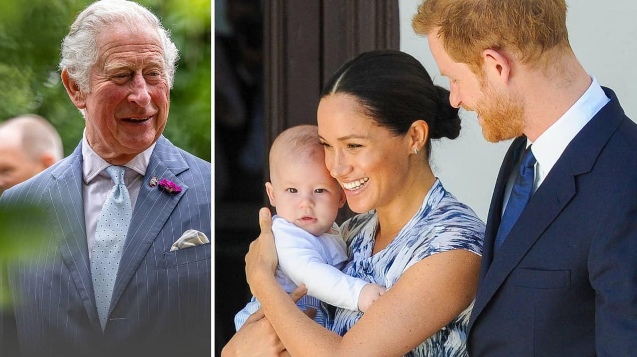 Meghan och Harrys ilska efter prins Charles drag