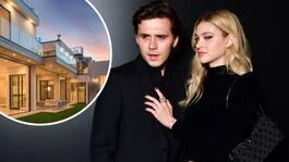 Bilderna inifrån Beckhams nya lyxvilla – för 96 miljoner kronor