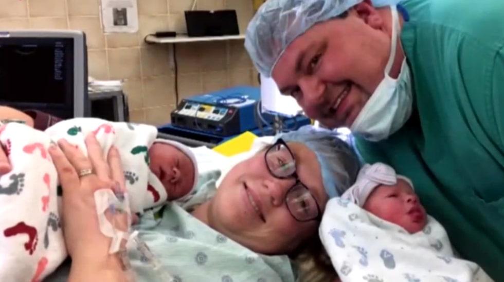 Ingen trodde att William skulle överleva förlossningen, men det gjorde han. Han blev dock bara 11 dagar gammal.