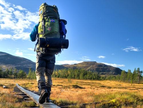Vackra miljöer för en pilgrimsvandring i Jämtland.