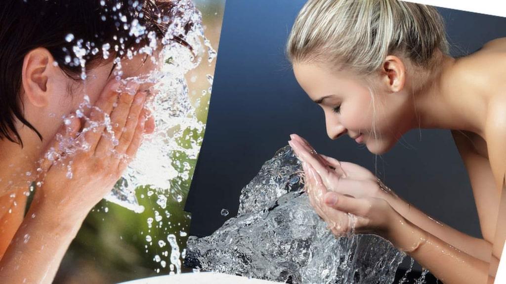 Hur tvättar du ansiktet egentligen?