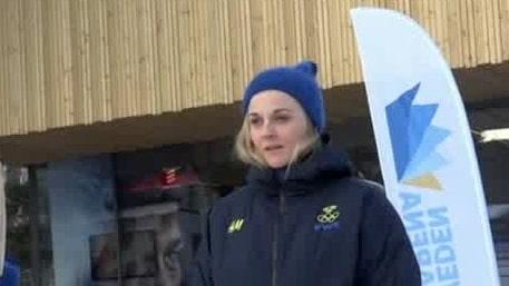 """Tomas Pettersson: """"Stina kan bli bäst i världen"""""""
