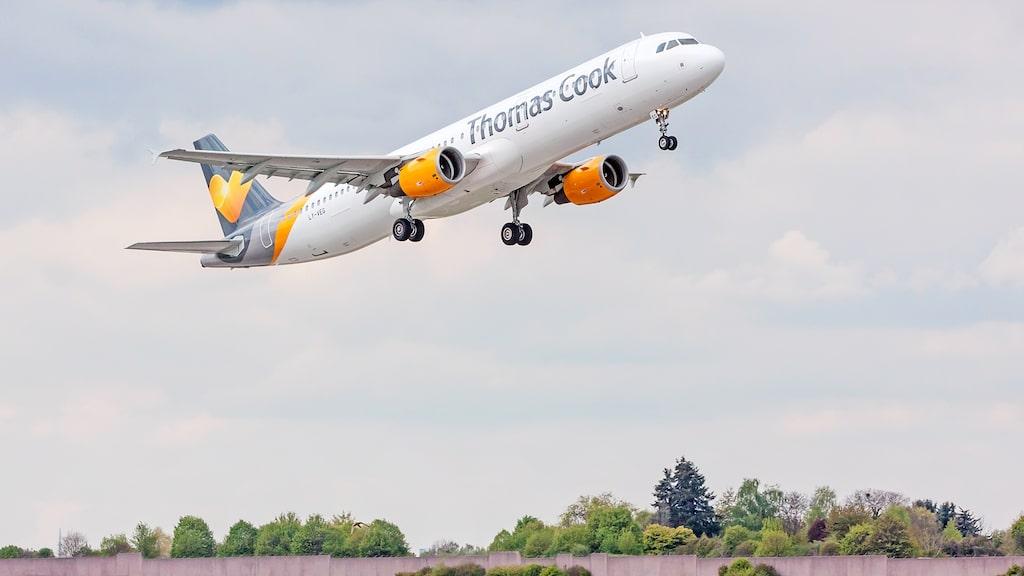 Ving, Tui och BRA klimatkompenserar sina kunders flygresor på olika sätt.