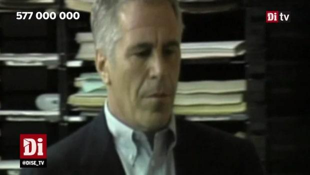 Epstein skrev testamente - två dagar före sin död