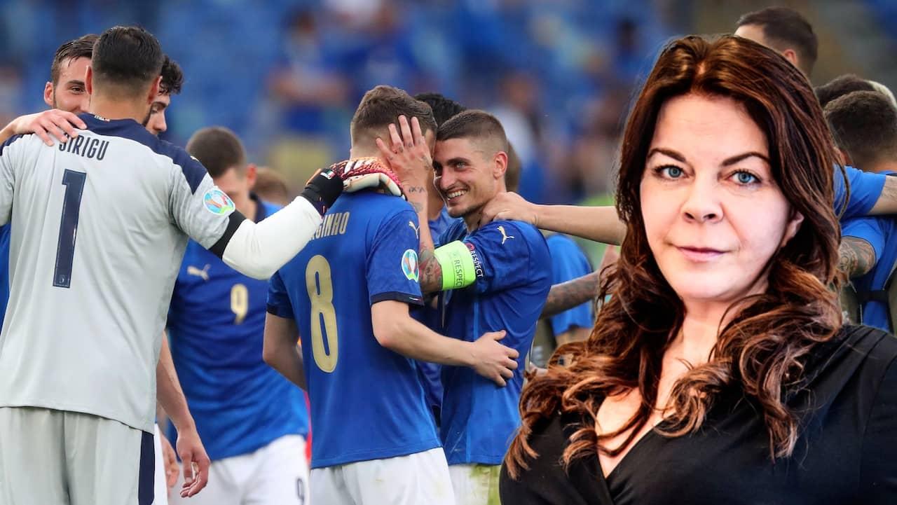 Höjdpunkter: Italien till kvartsfinal efter förlängningsdrama mot Österrike