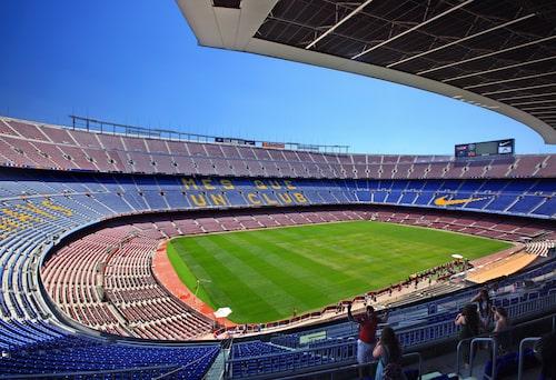 I Barcelona kan du heja både på fotboll och formel 1!