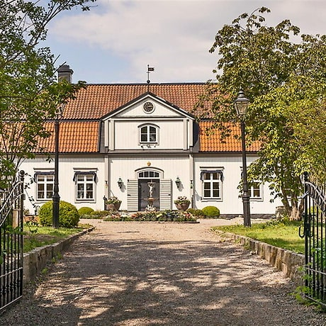 Hessle gård i Enköping.
