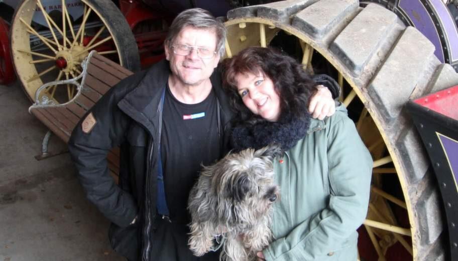 Ångmaskinen finns kvar, nu står den hemma i det egna ångmaskinsmuseet i Götene i Västergötland.