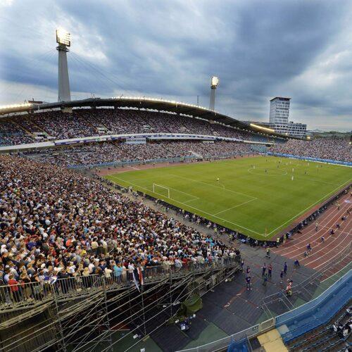 Fotboll är fest i Göteborg