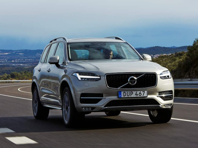 IntelliSafe Auto Pilot kommer att byggas in i ett 100-tal Volvo XC90 inom ramen för projektet Drive Me.