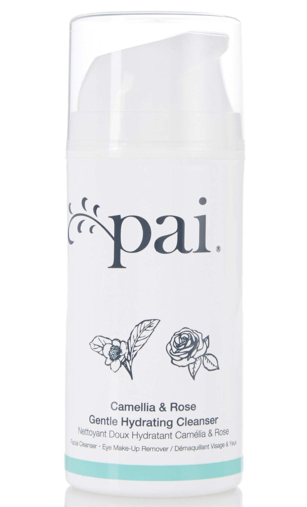 Rengöringskräm från Pai, 365 kronor. Tar bort orenheter utan att ta bort hudens naturliga fukt, rengöring fri från alkohol och bivax.