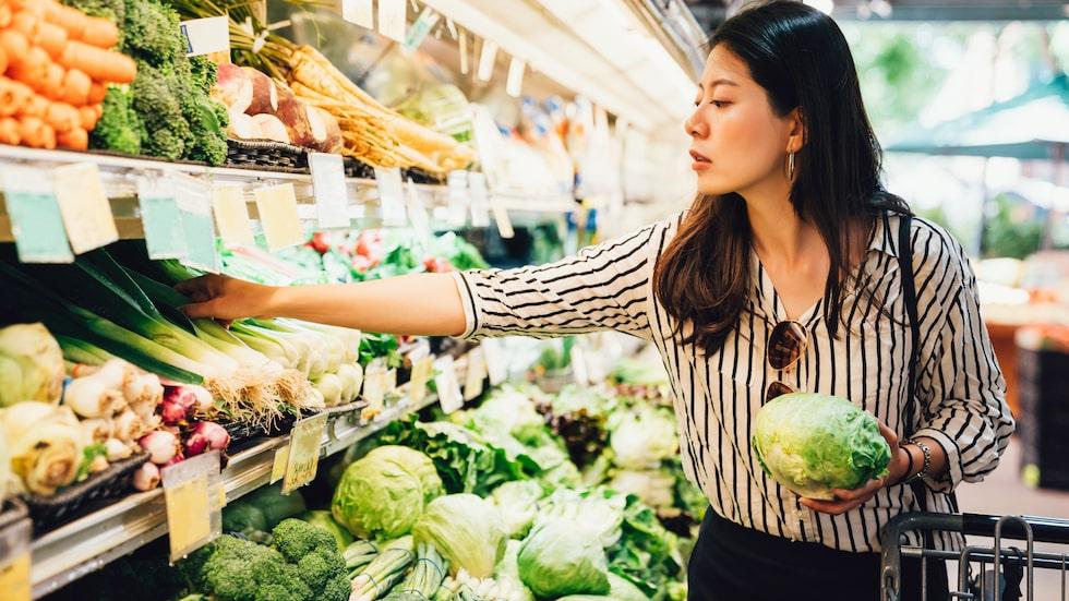 Vad du äter och dricker har stor påverkan på hälsan.