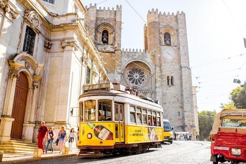 Katedralen i Lissabon.