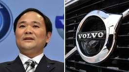 Volvo-ägaren har bolag i skatteparadis