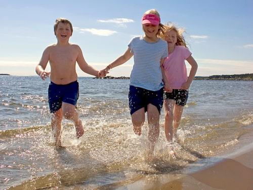 Pite havsbad är bland Sveriges topp fem, enligt undersökningen.