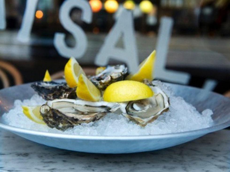 Brasserie Park – här finner man mat från det franska köket
