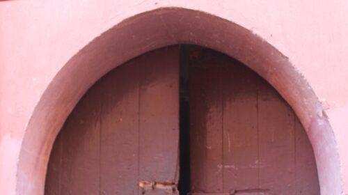 Dörr i Medinan.