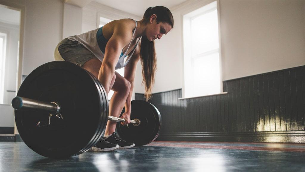 Jo, det spelar roll NÄR i månaden du styrketränar.