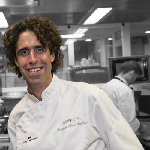 Fernando Pérez Arellano kockar med bravur på Zaranda.