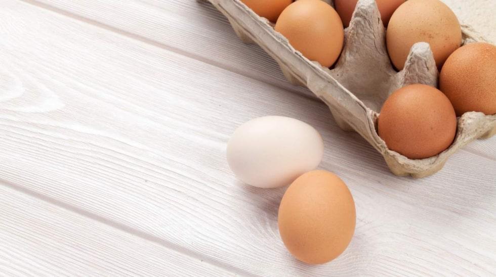 Vill du äta enligt GI? Välj gärna ägg till frukost och mellanmål – det är både mättande och proteinrikt.