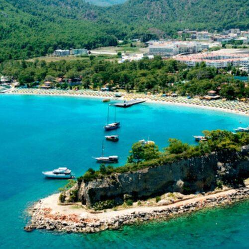 Antalya är en miljonstad.