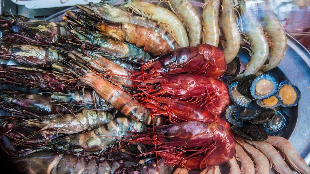 Skaldjur är prisvärt på Gran Canaria, speciellt längs västkusten.