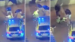 Nya filmen visar våldet –  poliserna omplacerade