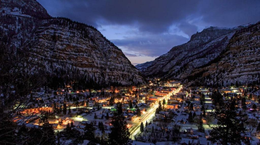 Ouray, Colorado.