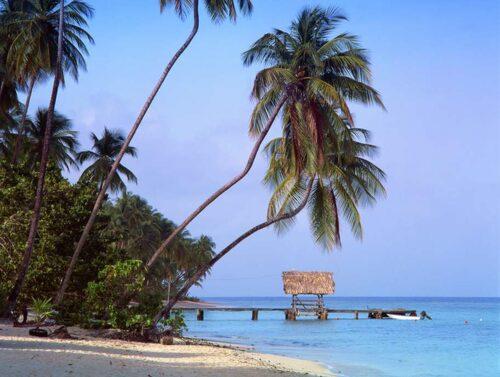 Tobago lockar med vattenaktiviteter