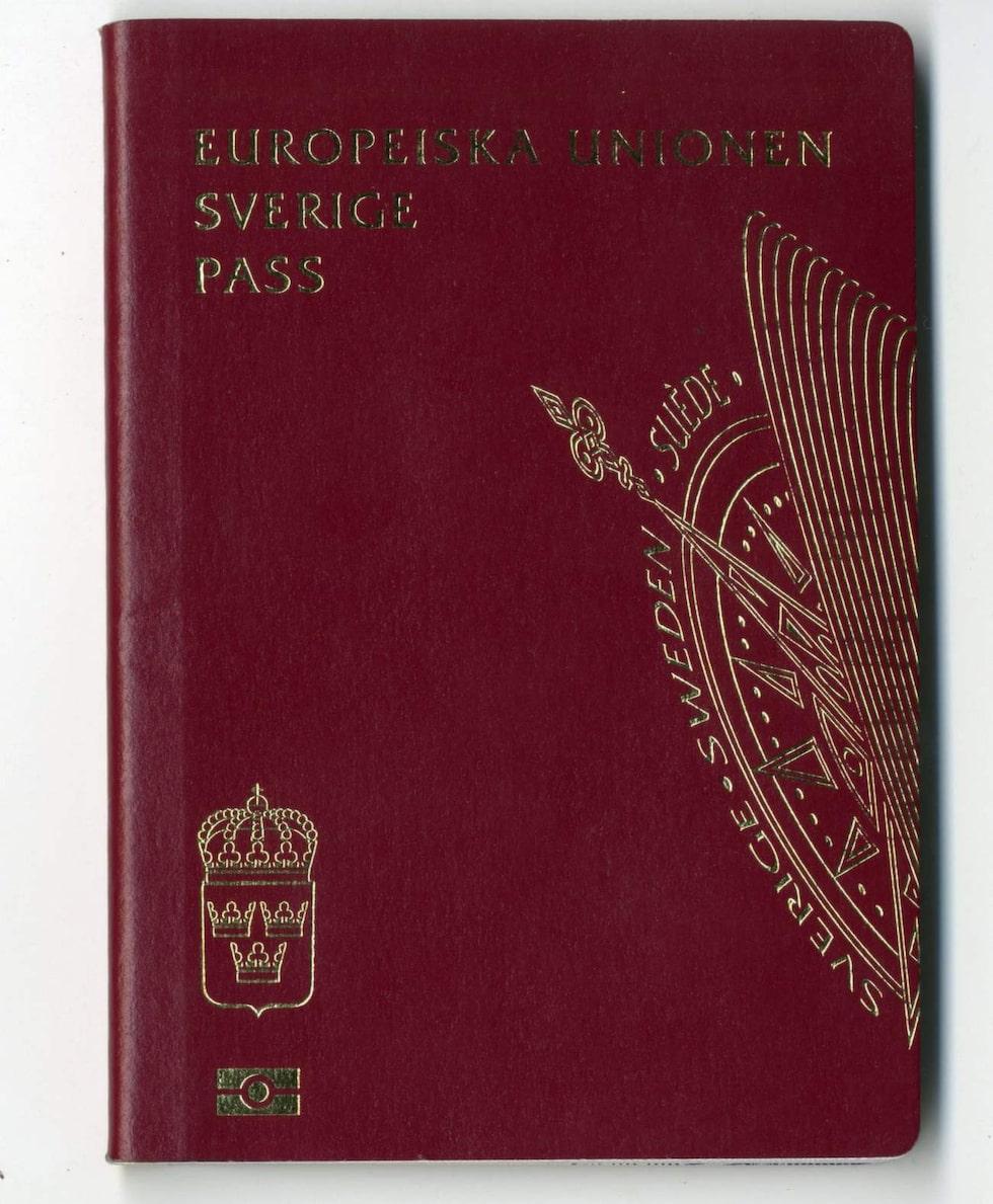 Det viktigaste är att du är säker på att ditt pass fortfarande är giltigt.