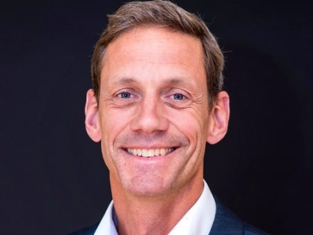 Joachim Werr, läkare och medgrundare av Medograf.