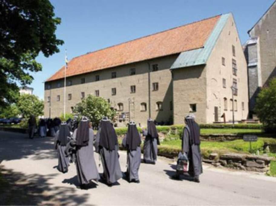 Vadstena Kloster, Vadstena.