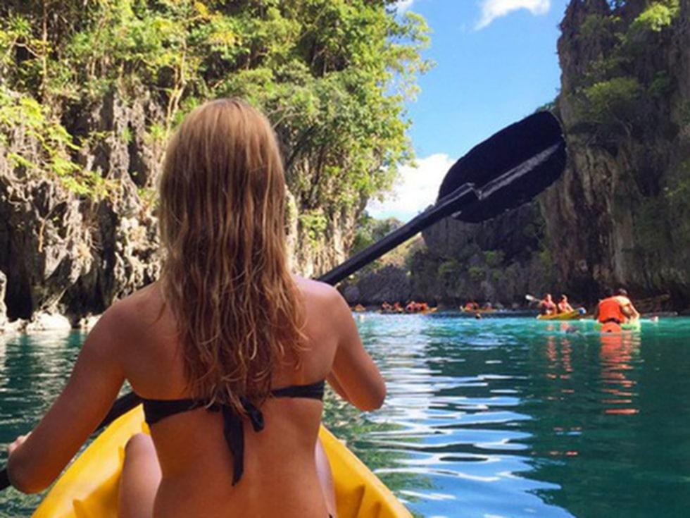 Ladies Abroad är mot och dotter som skriver om dina resor ihop och var för sig.