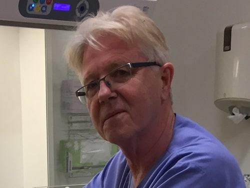 Lars Lindqvist är professor och överläkare på infektionskliniken vid Karolinska universitetssjukhuset.