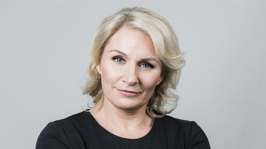 Barnmorskan Emma Karling Widsell.