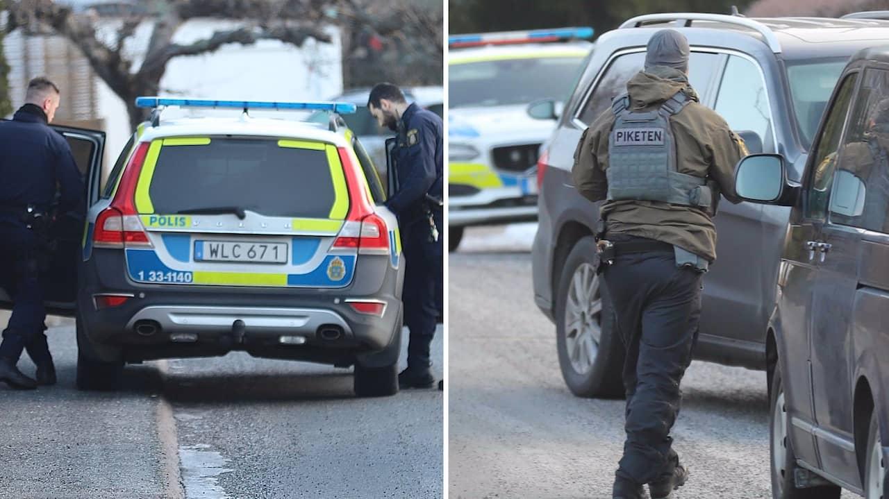 Mordförsök på Ekerö – skadad med stickvapen