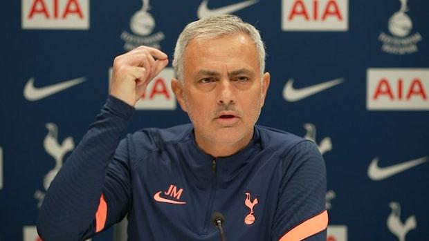 Reporterns pinsamma miss – som ställer Mourinho helt