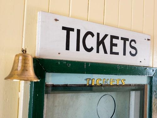 Det finns många olika alternativ när du ska boka dina biljetter för tågsemestern.