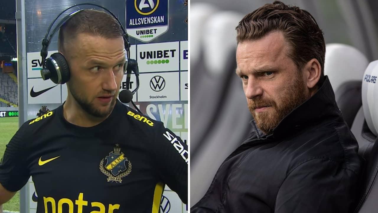 """AIK-ilskan: """"Spelar på en parkeringsplats"""""""