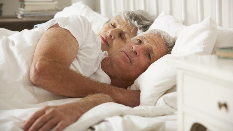 Enlgit studien fortsätter föräldrar att ligga sömnlösa om nätterna även när barnen är vuxna. Men reusltatet det är skillnader mellan mammor och pappor.