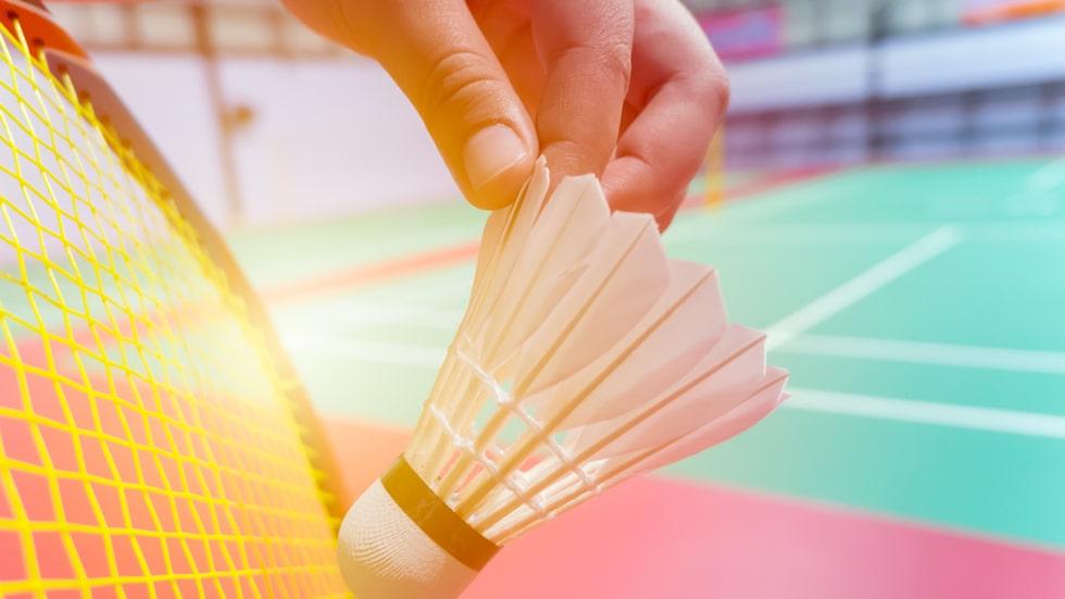Ogillar du gymmet? Testa något du gillar! Badminton till exempel?