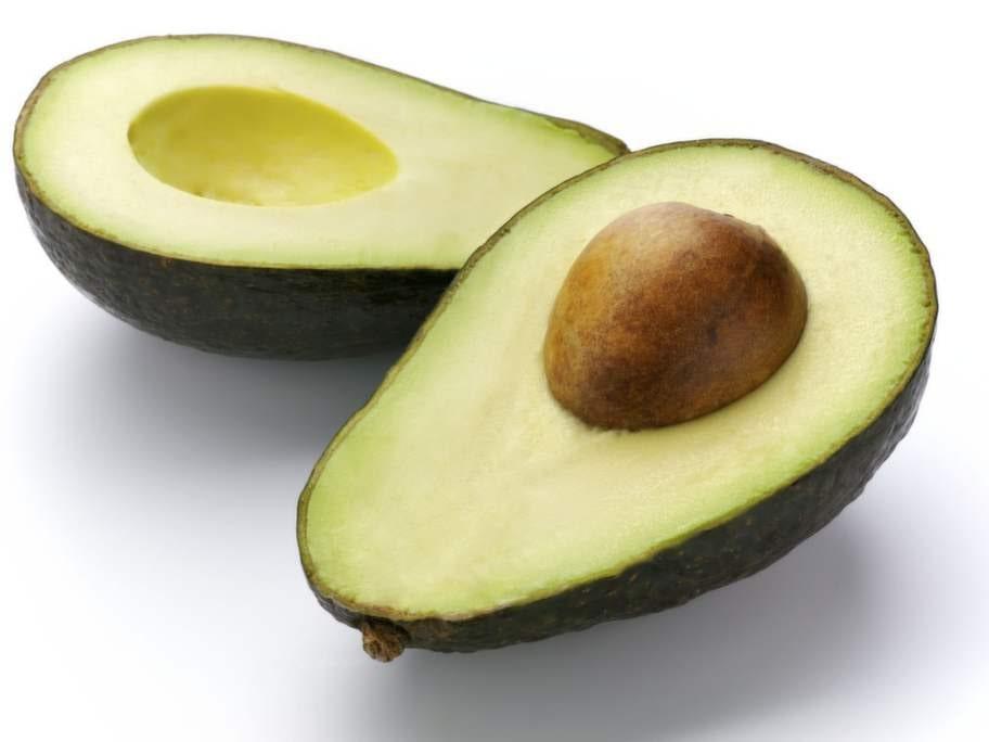 Avokado, 0,25 tsk.