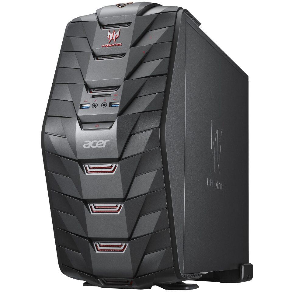 Acer Predator G3-710 stationär speldator. Ordinarie pris: 10995 kr. Mellandagspris: 8990 kronor.
