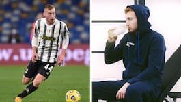 """""""Alltid sett upp till Zlatan – därför känns det häftigt"""""""