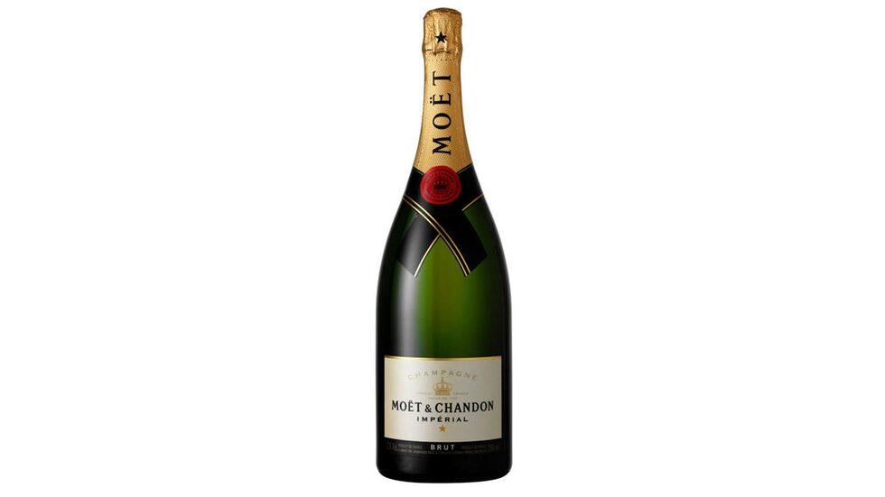 I Champagne kan du besöka alla de klassiska champagnehusen, som   Moët & Chandon.