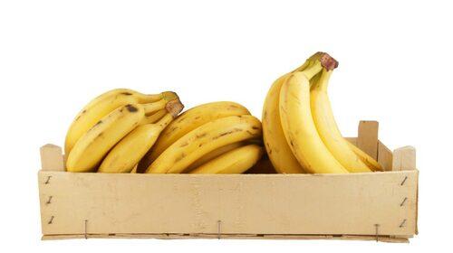 Bananer är snällt mot magen.