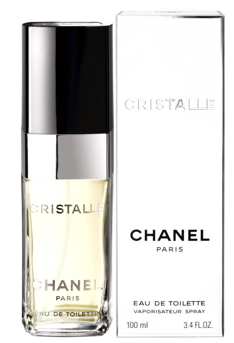 Cristalle edt, 650 kronor/50 ml, Chanel – en personlig favorit i parfymkategorin chypre som med petitgrain, hyacint och ekmossa ger mig en stabil grund och avspänt målfokus.