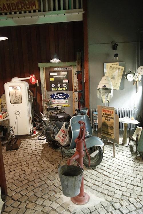 I Lesjöfors finns ett arbetslivsmuseum av högsta klass.