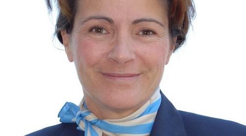Eva Olivecrona står bakom FlygTrygg.